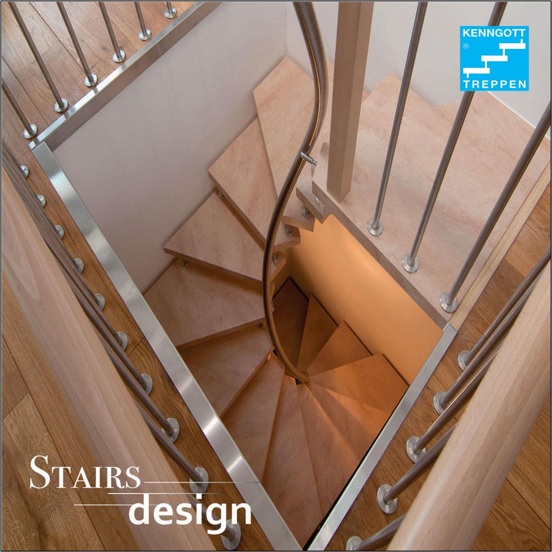 1m² STAIRCASE schodiště