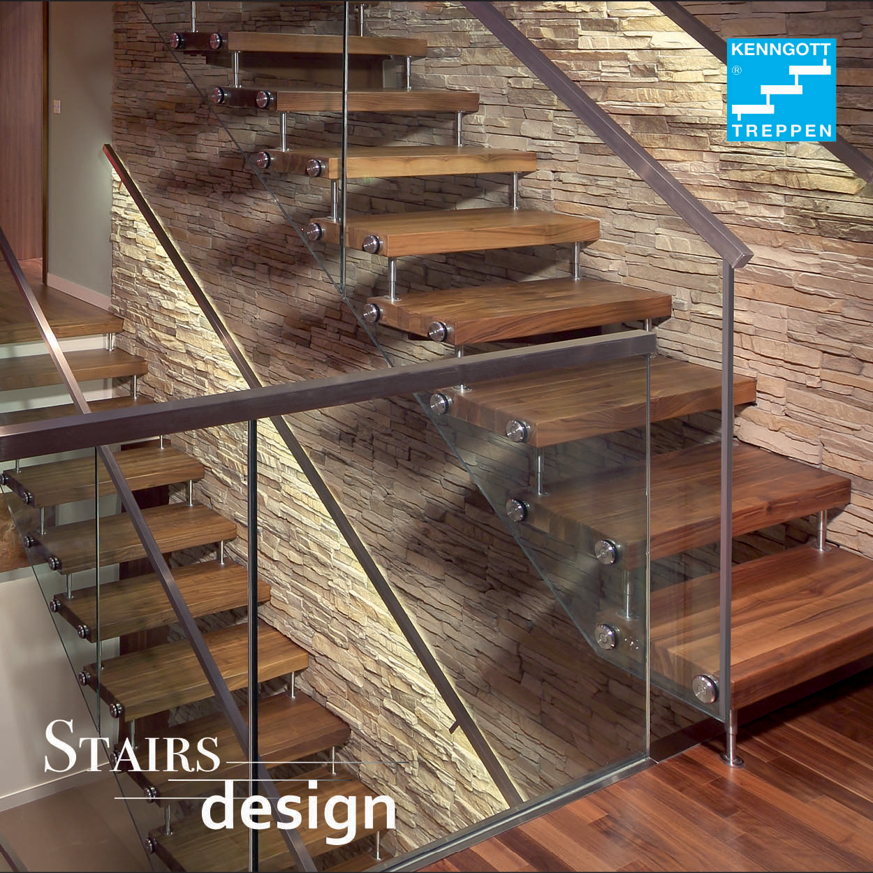 dřevěné masivní schodiště