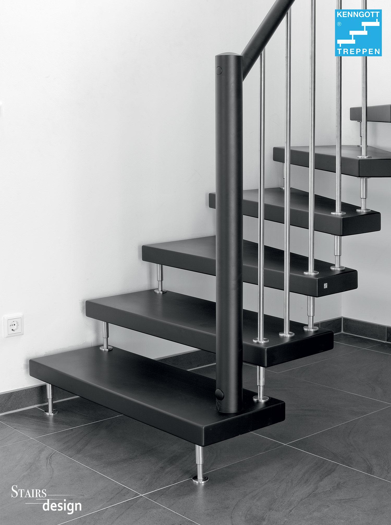 laminátové schodiště
